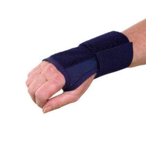 flexibelt handledsstöd