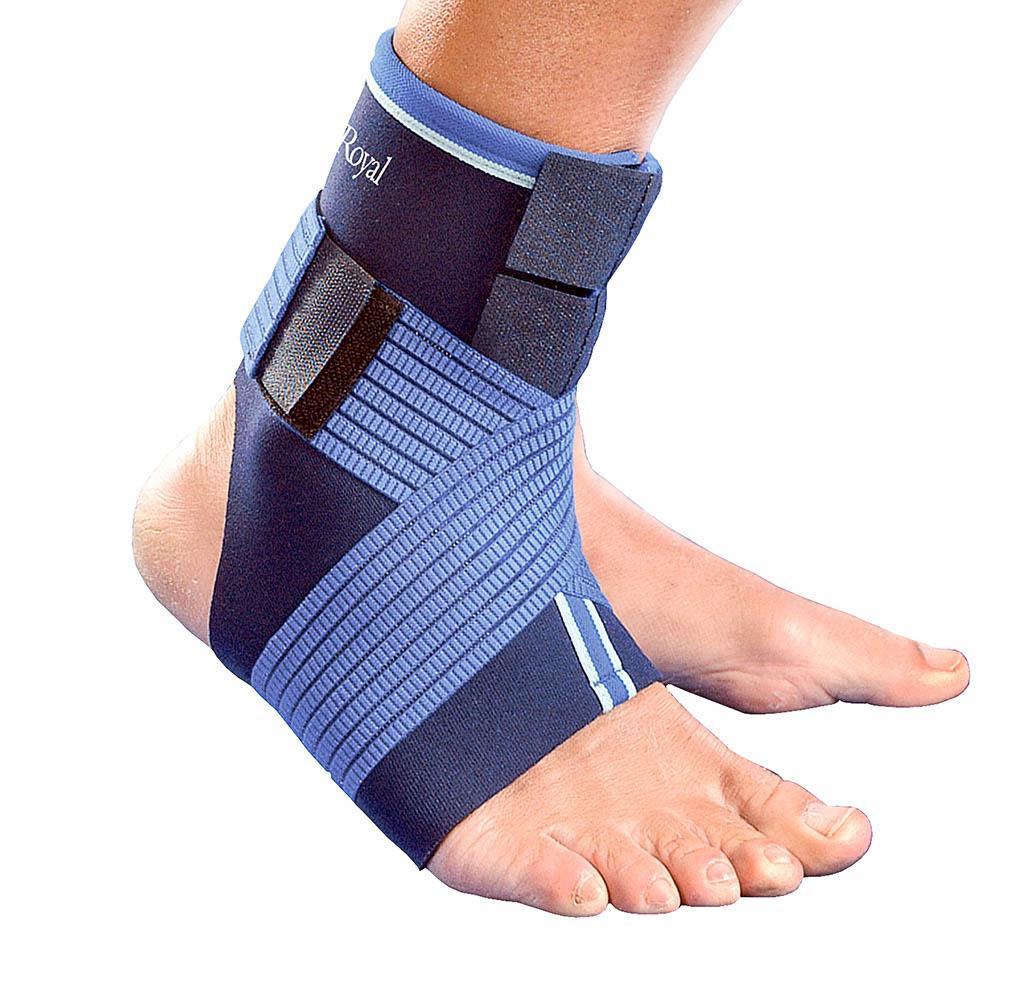 fotledsskydd med stabiliseringsband