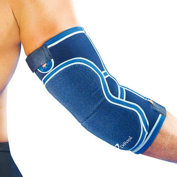 anatomisk armbågsskydd