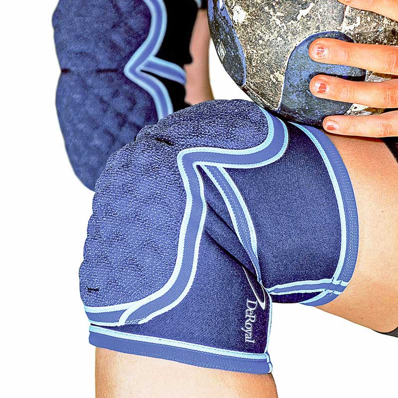 knäskydd för barn & ungdom som spelar handboll