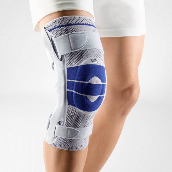 aktiv knäortos med ledskenor på sidorna